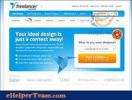 Freelancer site