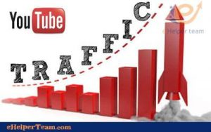 YouTube traffic source