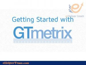 Tool-Gtmetrix