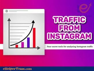 analyzing Instagram traffic