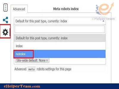 yoast SEO deletion to improve your website ranking