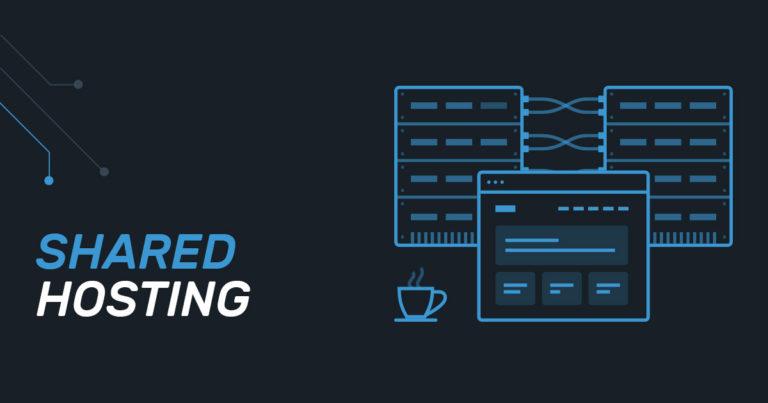 shared hosting solution