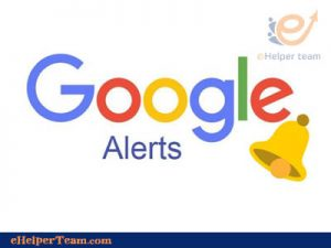 Google Keyword alerts