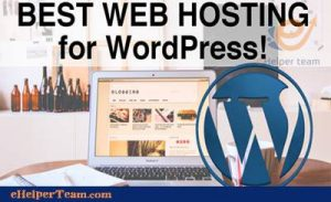 Web Hosting For Wordpress