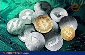 different cryptocurrency coins
