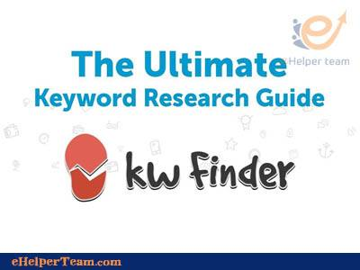 How to Use KWFinder the best keyword research tool