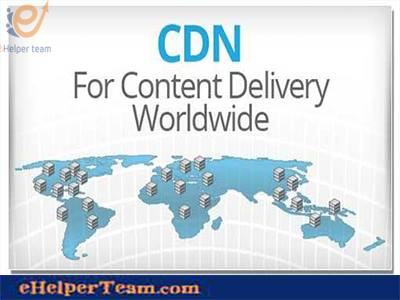 CDN hosting
