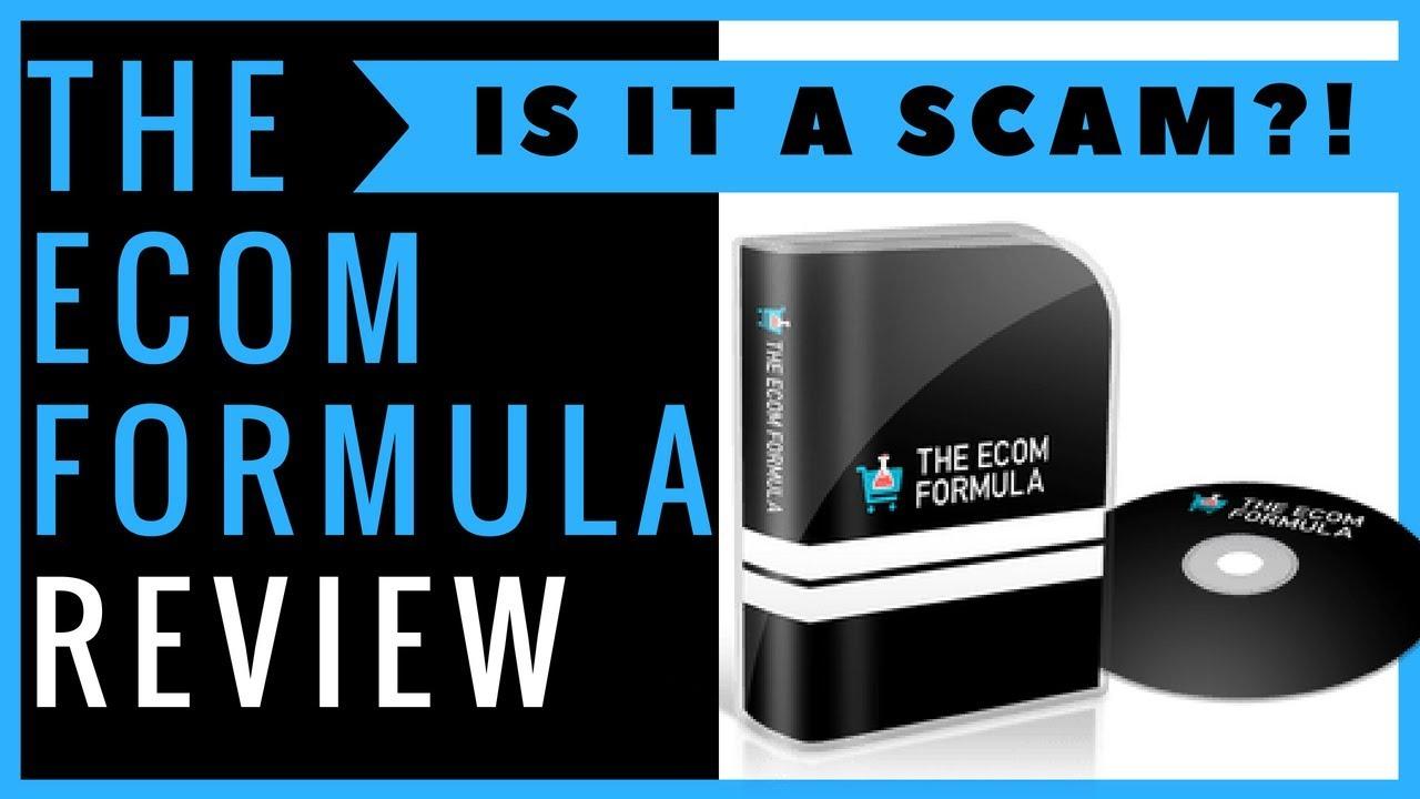 The Ecom Formula