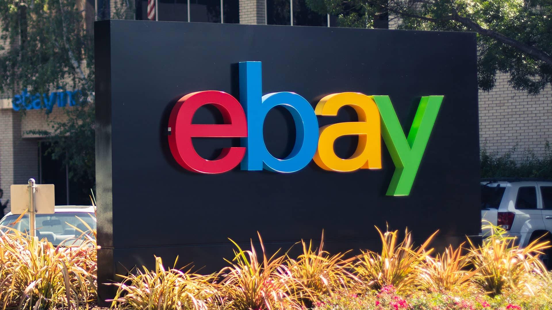 money with eBay