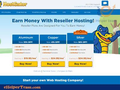 Photo of $10  discount to book HostGator Resller by photo from here