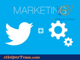 marketing via Twitter