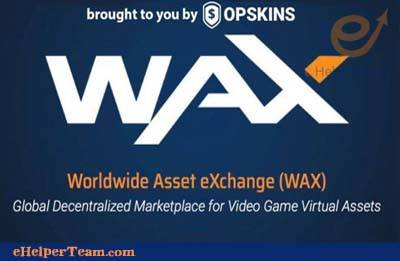 Photo of Exchange virtual goods and cryptocurrencies on WAX