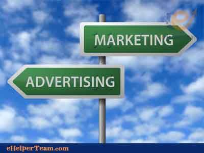 Photo of difference between advertising and marketing for beginners