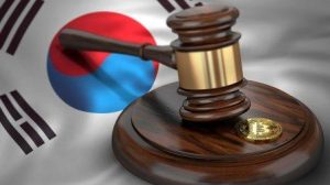 South Korea 's policy with Cryptocurrency price