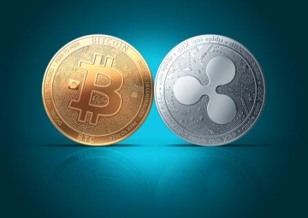 Bitcoin Cryptocurrency & Ripple Cryptocurrency