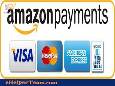 Amazon credit card payments