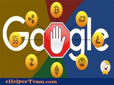 Photo of Google decision about cryptocurrency advertisements ban