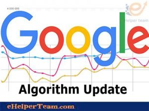 Updating Google Fred against websites that violate search quality