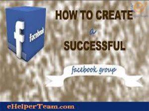 create a successful Facebook page