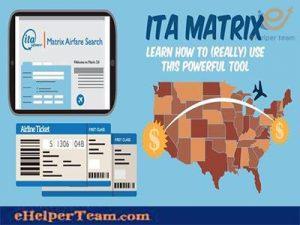 ITA Matrix