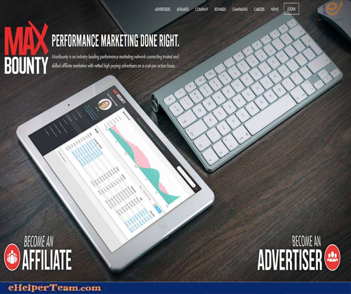 Photo of Get approved easily on MaxBounty,a popular CPA Affiliate Marketing