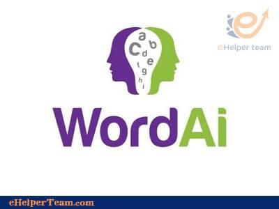Amazing tool WordAI Article Rewriter website