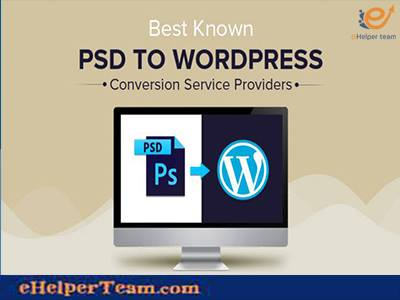 PSD to wordpress conversion service provider