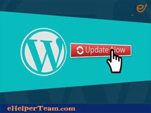 WordPress updating