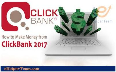 Photo of the way to make account in ClickBank