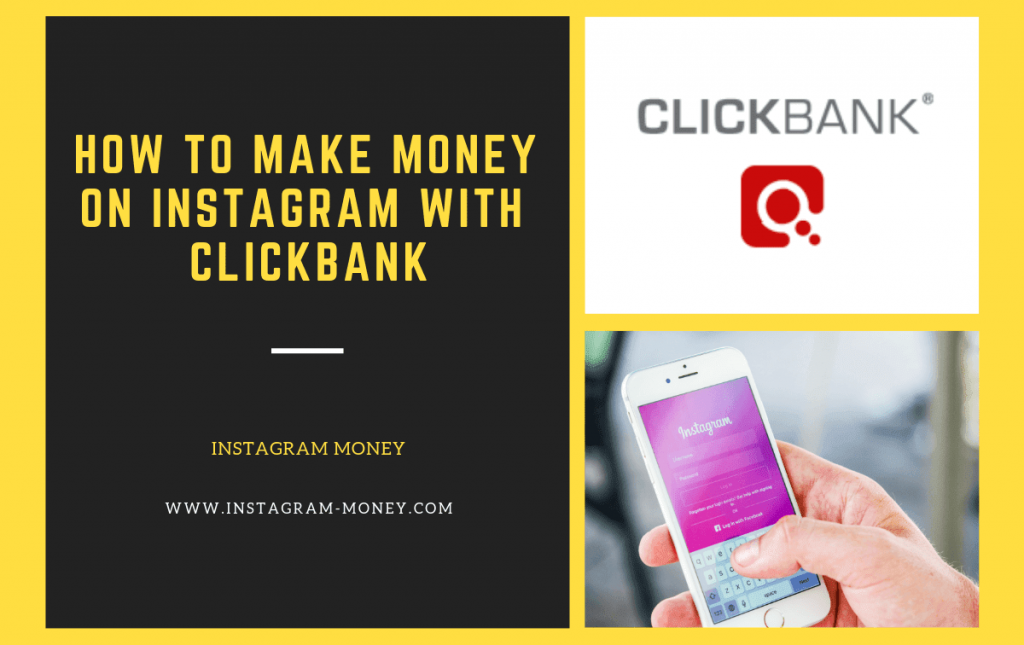 How to make money on Instagram with Clickbank | e helper team