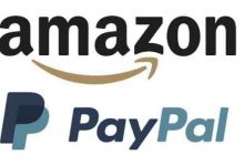 Paypal on Amazon