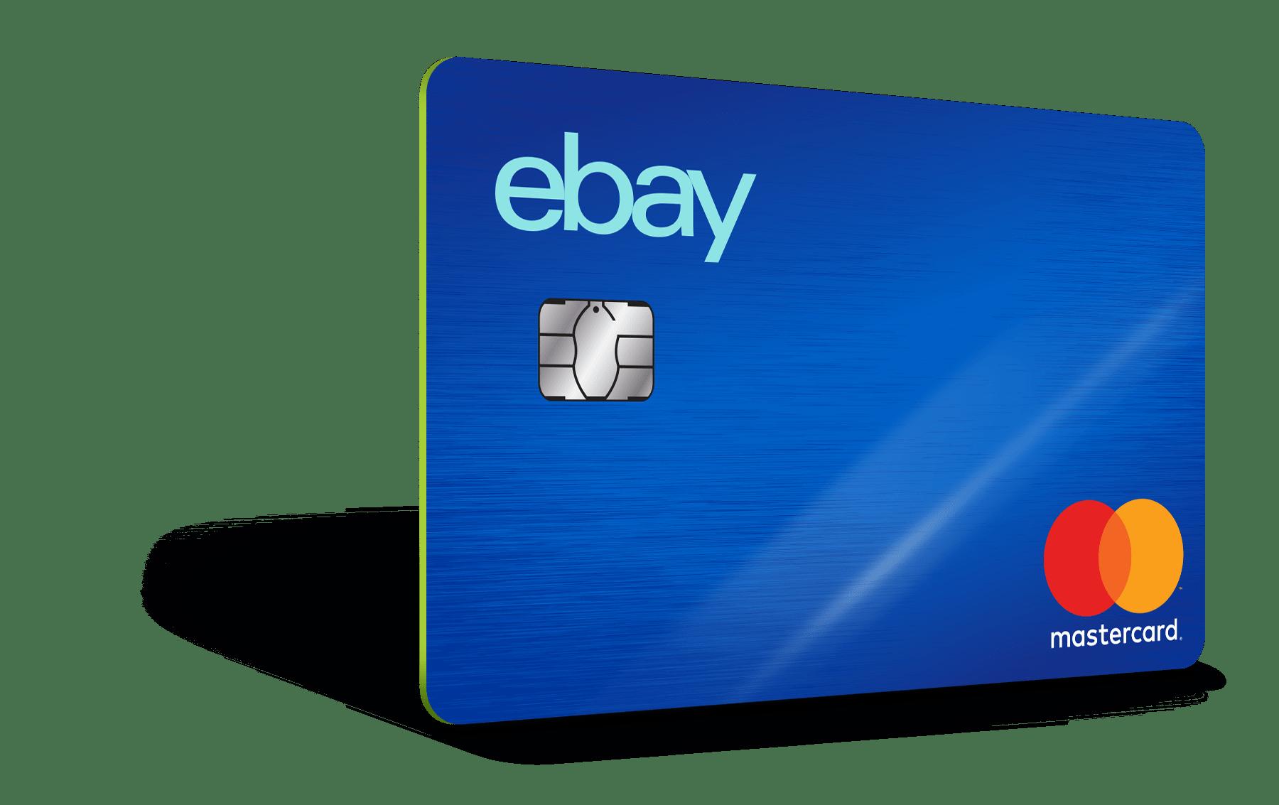 eBay MasterCard credit score