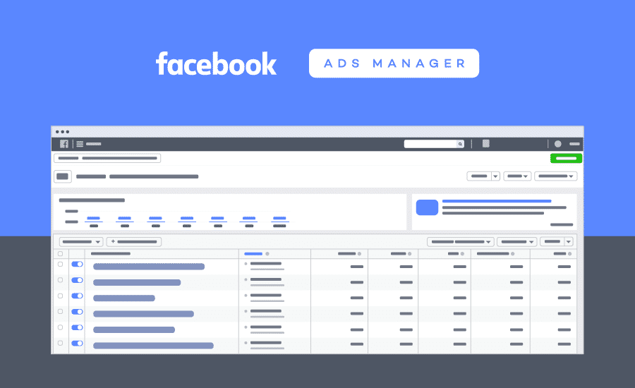 tools in Facebook Ads Manager