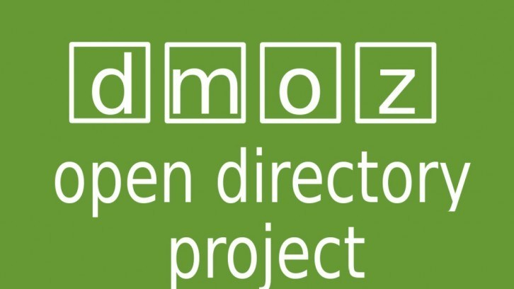 Submit your website to DMoz