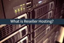 What is a reseller hosting