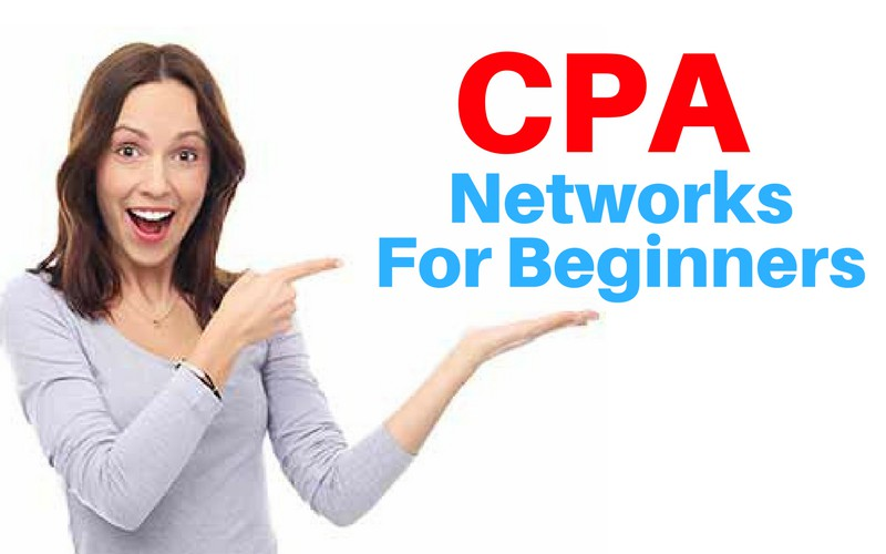CPA networks for beginners