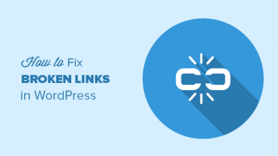 broken links checker WordPress