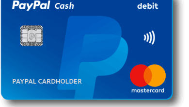 How to activate paypal card