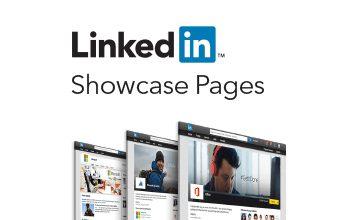 LinkedIn Showcase Page