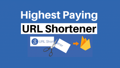Best sites profit from shorten links