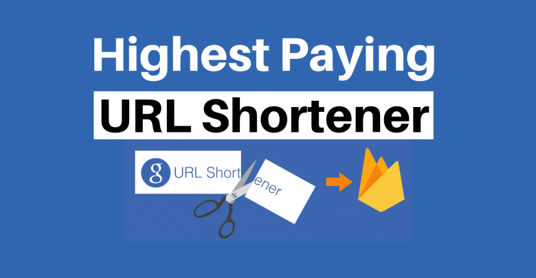 Best sites profit from shorten links