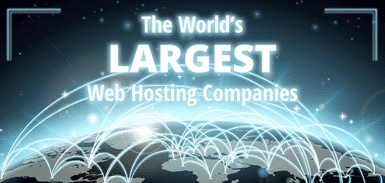 global hosting companies
