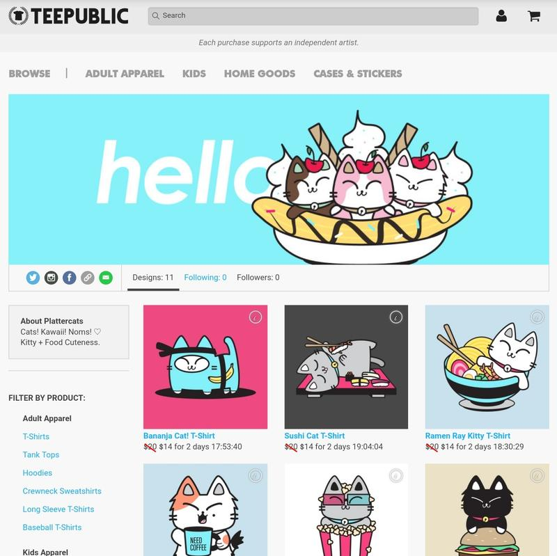 teepublic website
