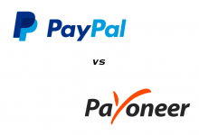 payoneer and paypal