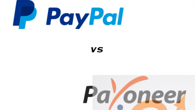 Photo of Differences between Payoneer and PayPal