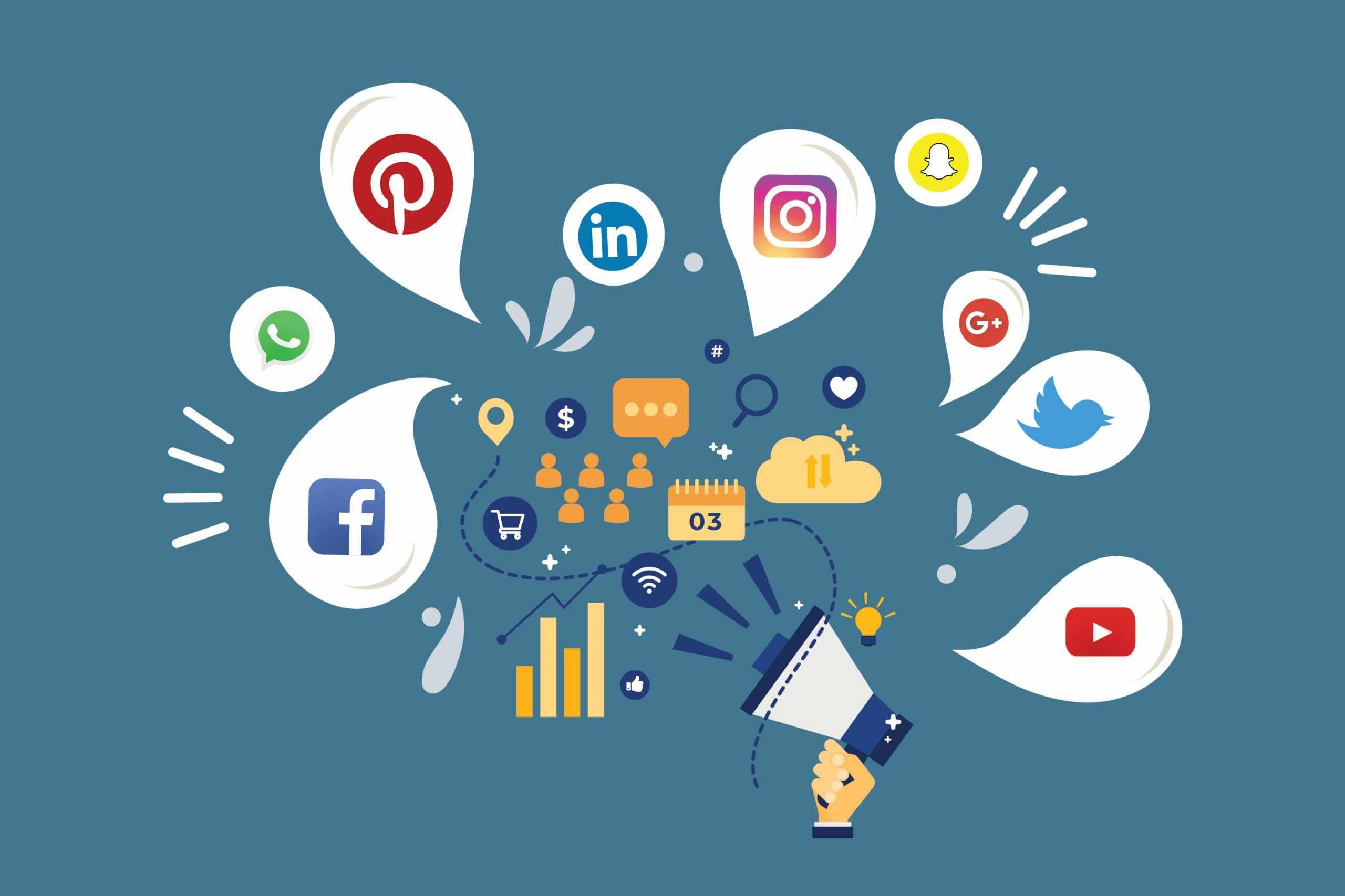 tips of social media marketing